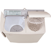 PA-T45K5-CP [自動二槽式~青空~ 二槽式洗濯機(4.5kg) パインベージュ]