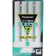 FML27EX-N [コンパクト形蛍光ランプ ツイン2パラレル GX10q-4口金 ナチュラル色(3波長形昼白色) 27形]