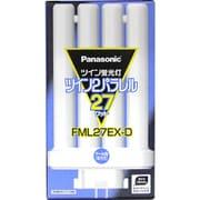 FML27EX-D [コンパクト形蛍光ランプ ツイン2パラレル GX10q-4口金 クール色(3波長形昼光色) 27形]