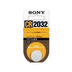 CR2032 BH [リチウム電池 3V]