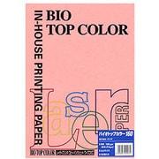 BT404 [両面 プリンター用紙 ピンク 160g/m2 A4 50枚]