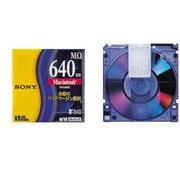 EDM-640CMF [3.5型MOディスク 640MB マッキントッシュ対応フォーマット済]