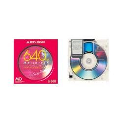 KR640M1S [MO 640MB Macintoshフォーマット 1枚]