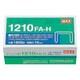 ホッチキス針 大型厚とじ用 1210FA-H 1箱(100本つづり×18)