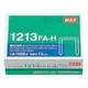 ホッチキス針 大型/超大型厚とじ用 1213FA-H 1セット(5箱)