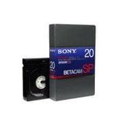 BCT-20MA [ベータカムSPテープ スモールカセット 20分]