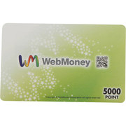 WEB MONEY 5000 [ウェブマネー 5000]