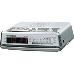 RC-6266-S FM(TV音声1~3ch)/AM クロックラジオ