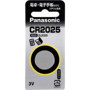 CR-2025PF [コイン形リチウム電池]