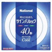 二重環形蛍光灯 FHD40ECW ツインパルック(クール色) 40形(41W)