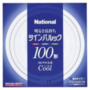 二重環形蛍光灯 FHD100ECW ツインパルック(クール色)100形(97W)