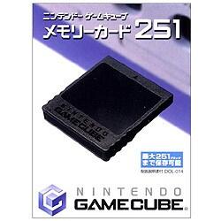 ニンテンドーゲームキューブ用 メモリーカード251 [ニンテンドーゲームキューブ用 メモリーカード251]