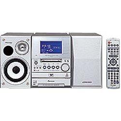 X-SV5DV-S [DVD/MD ミニコンポーネントシステム]