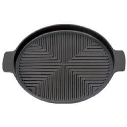 IH調理器専用プレート(100V用) KZ-FY1(焼肉用みぞつき)