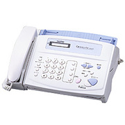 FAX-210 [感熱紙FAX(子機なし) Commuche(コミュシェ)]