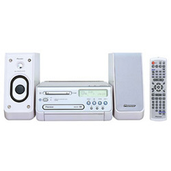 X-PR7DV-S [DVDミニコンポ シルバー]