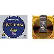 LM-HB94L [DVD-RAM 9.4GB 3倍速対応 1枚 カートリッジタイプ]