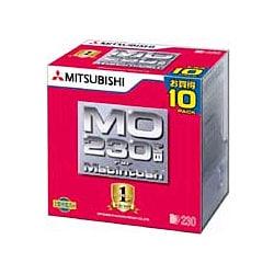 KR230M10SN [MO 230MB 10枚 Macフォーマット]