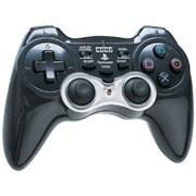 PS2用 アナログ振動パッド2 ターボ ブラック [PS2用]