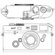 Leica a la carte(ライカ アラカルト) ボディ M7