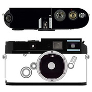 Leica a la carte(ライカ アラカルト) トップカバー 刻印なし