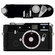 Leica a la carte(ライカ アラカルト) レザー外装 サドルレザー・ブラック