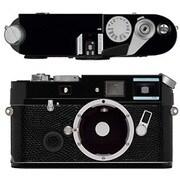 Leica a la carte(ライカ アラカルト) レザー外装 リザード風ブラック
