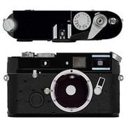 Leica a la carte(ライカ アラカルト) レザー外装 オーストリッチ風ブラック