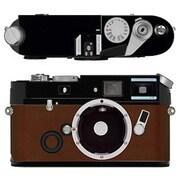Leica a la carte(ライカ アラカルト) レザー外装 コニャック色