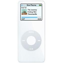 MA004J/A (ホワイト)[iPod nano 2GB]