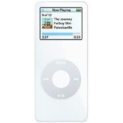 MA005J/A (ホワイト)[iPod nano 4GB]