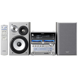 UX-WD700-S [DVD/MDコンポ]