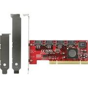 SATA2I4-LPPCI [SiliconImage Sil3124搭載 SerialATAIIインターフェースボード PCI接続]