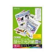 LBP-FH3800 [カラーLBP&カラーコピー用紙 セミ光沢紙 厚口 B4 100枚]