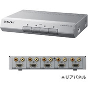 SB-V41D [AVセレクター D端子パッシブタイプ]
