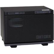 HB-113FB [タオル蒸し器(8.3L・前開き) ブラック HOT BOX(ホットボックス)]