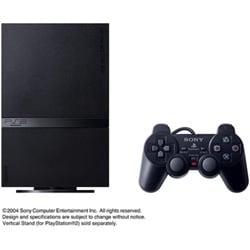 プレイステーション2 チャコールブラック [PlayStation2 チャコール・ブラック SCPH-77000 CB]