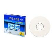 DRM47PWB.S1P5S A [データ用DVD-RAM 3倍速 片面4.7GB 5枚 インクジェットプリンター対応]