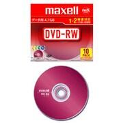 DRW47MIXB.S1P10S A [DVD-RW 4.7GB 2倍速対応 10枚 カラーミックス]