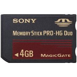MS-EX4G [メモリースティック PRO-HG デュオ 4GB]