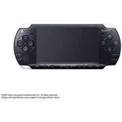 PSP(プレイステーション・ポータブル) ピアノ・ブラック PSP-2000PB