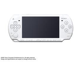 PSP(プレイステーション・ポータブル) セラミック・ホワイト PSP-2000CW