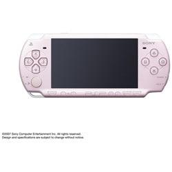 PSP(プレイステーション・ポータブル) ローズ・ピンク PSP-2000RP