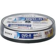 10DMR47HPHG [データ用DVD-R 4.7GB 16倍速 インクジェットプリンター対応 ワイドプリントエリア仕様 10枚]