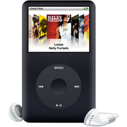 MB150J/A(ブラック) [HDDオーディオ 160GB] iPod classic