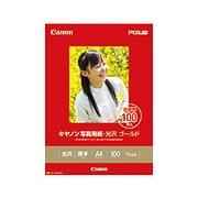 GL-101A4100 [キヤノン写真用紙・光沢 ゴールド A4 100枚]