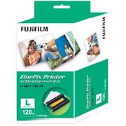 F-ICP120L [FinePix Printer専用インクカートリッジ・ペーパーセット Lサイズ 120枚]