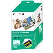 F-ICP120P [FinePix Printer専用インクカートリッジ・ペーパーセット ポストカードサイズ 120枚]