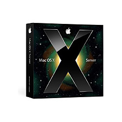 Mac OS X Server v10.5 Leopard アップグレード版(10クライアントから) MB006J/A