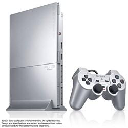 PlayStation2 サテン・シルバー SCPH-90000 SS